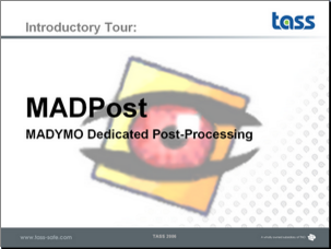 MADPost Introductory